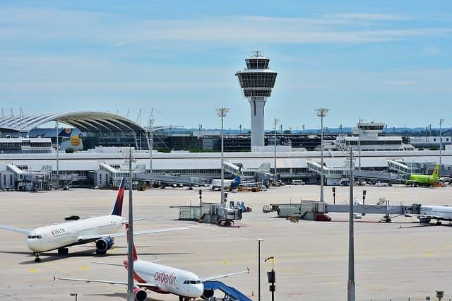 Flughafen Muenchen Wirmachensschee