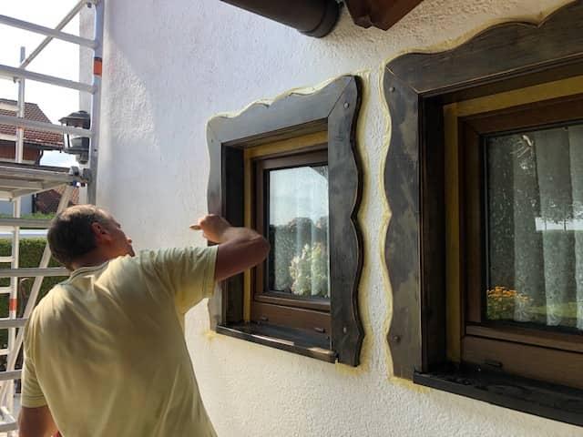 Fassade aufwerten