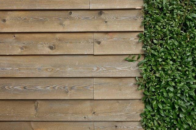 Holzsichtschutz Wirmachenschee